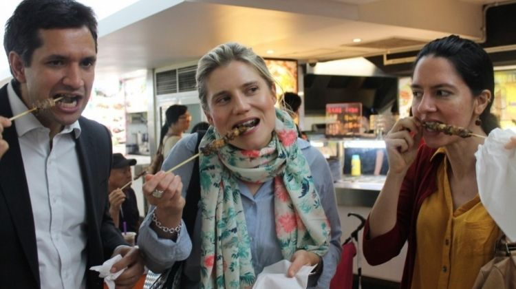 Food Tour of Sydney's Chinatown
