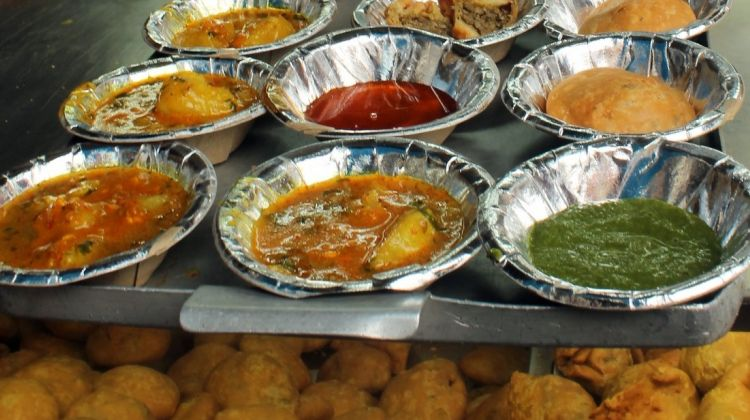 Food Walk in Old Delhi