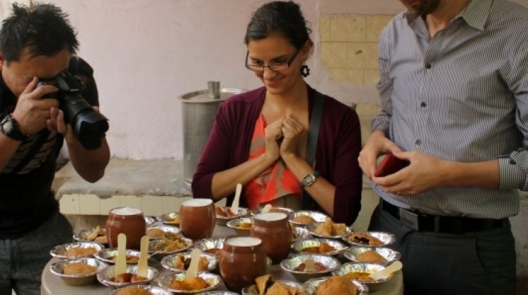Food Walk in Old Delhi