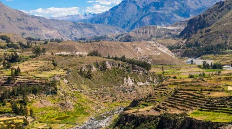 Footsteps of the Incas Westbound - 17 Days