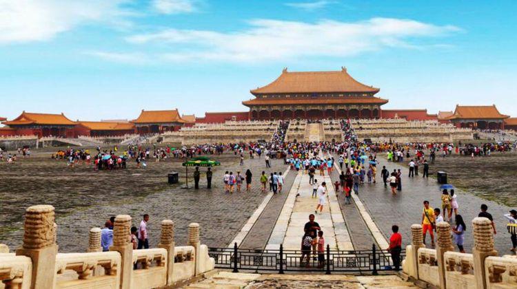 Forbidden City & Mutianyu Great Wall Day Tour