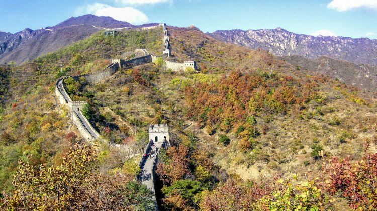 Forbidden City, Temple of Heaven & Mutianyu Great Wall