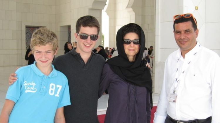 From dubai:private full-day tour to abu dhabi