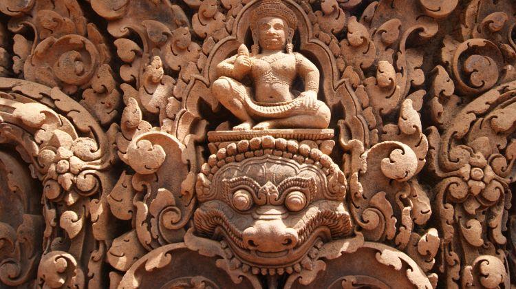 Full-day Banteay Srei, Preah Dak, and Temples Tour