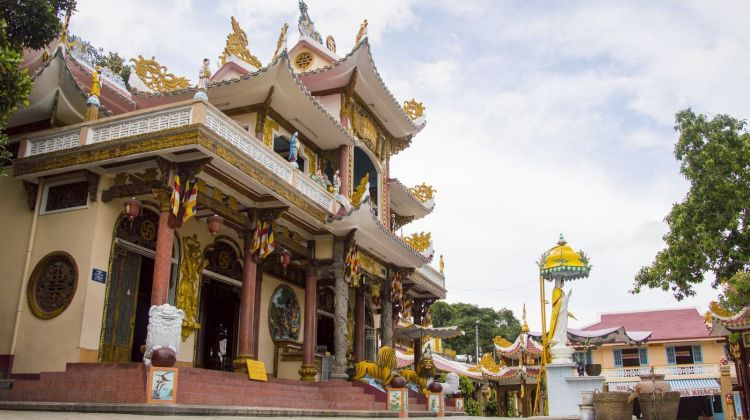Full-Day Cao Dai Temple And Black Lady Mountain From HCMC