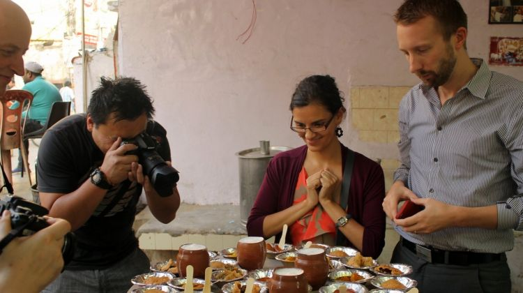 Full Day Food and Photography Tour of Delhi