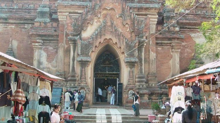 Full Day Swe Daw Lay Suu Tour from Bagan