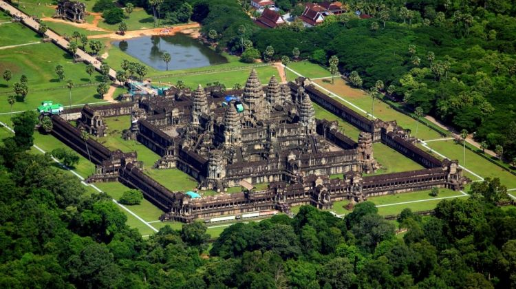 Fullday Angkor Temple and Sunset Viewing