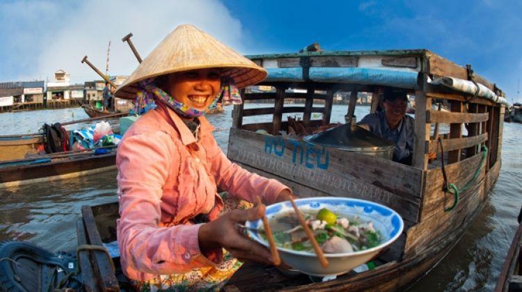 Fullday Mekong Cai Be Floating Market