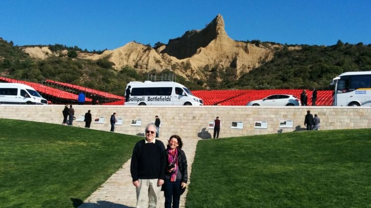 Gallipoli day tour from / to istanbul