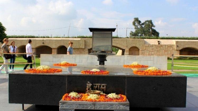 Gandhi's Delhi