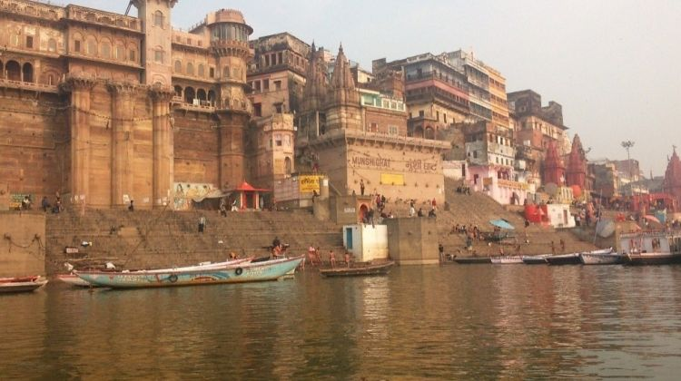 Ganges: The Spiritual & Cultural Lifeline of India