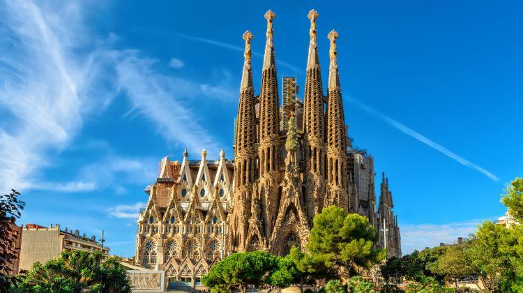 Gaudi Attractions in Barcelona