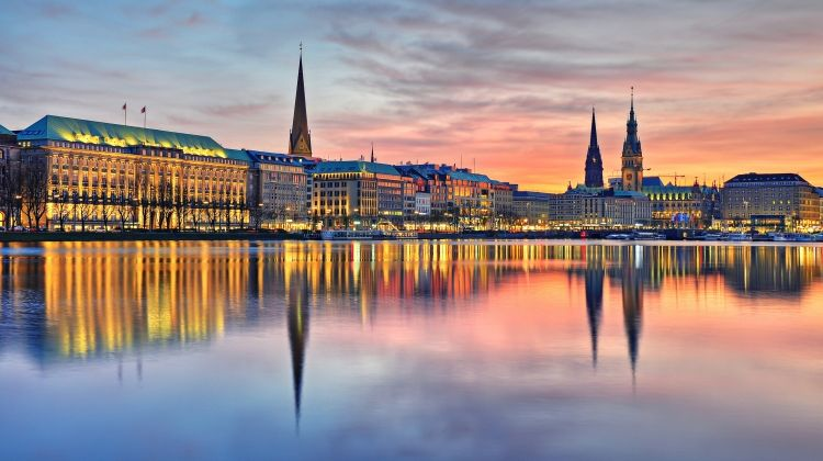 Germany's Cultural Cities featuring the Romantic Road
