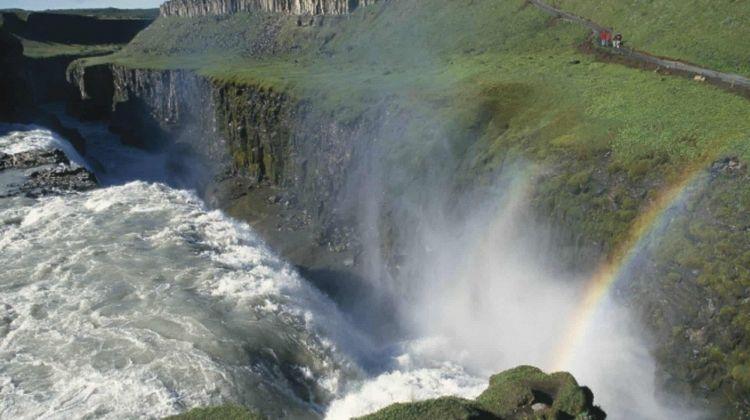 Geysers, Glaciers And Waterfalls