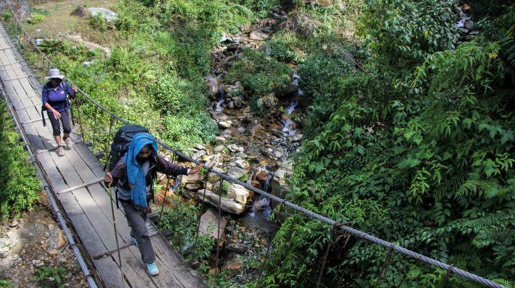 Ghandruk Loop Trek from Pokhara