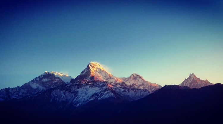 Ghorepani Poon Hill Sunrise Trek
