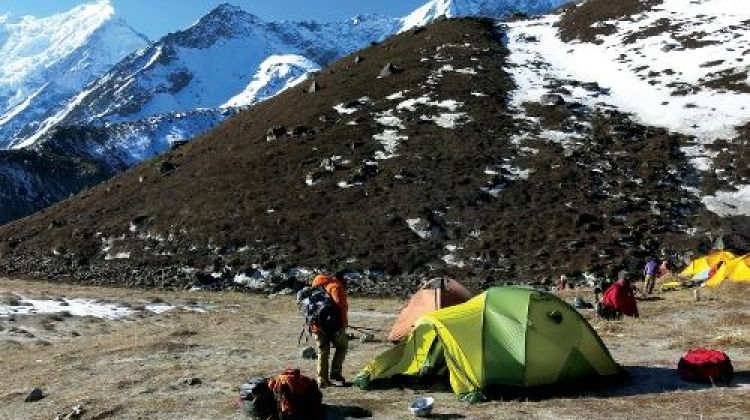 GHT Makalu & Everest Traverse via Sherpani Col