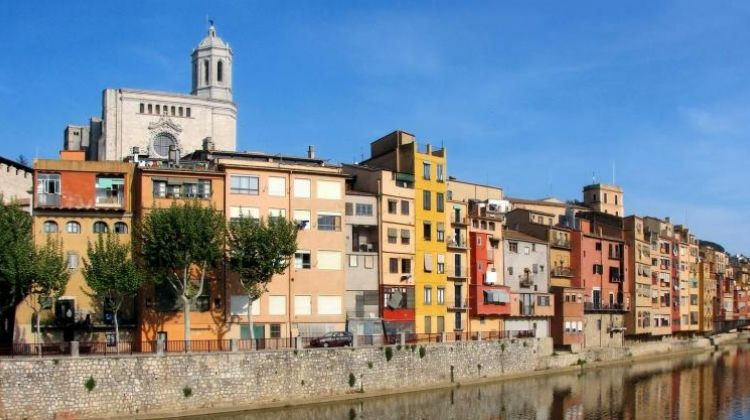 Girona & Figueres and Dali Museum from Barcelona