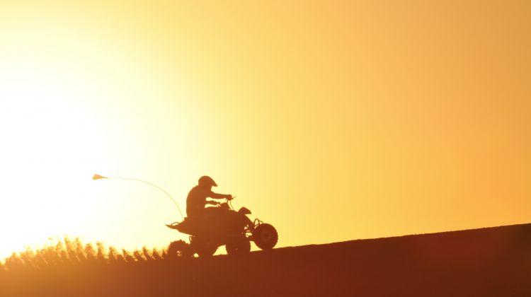 Go Morning Safari with Quad Biking - Dubai