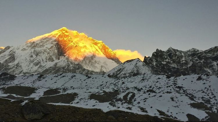 Gokyo Lake and Everest Base Camp + Cho La Pass