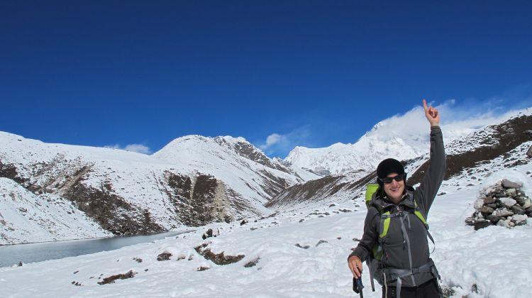 Gokyo Renjo La Pass Trek