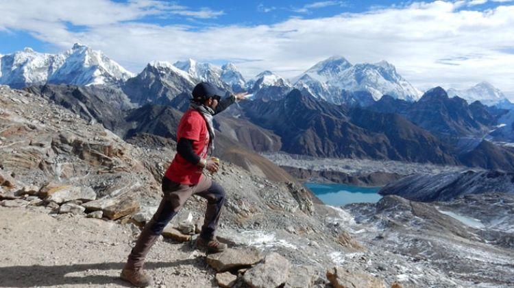 Gokyo Renjo La Pass Trekking