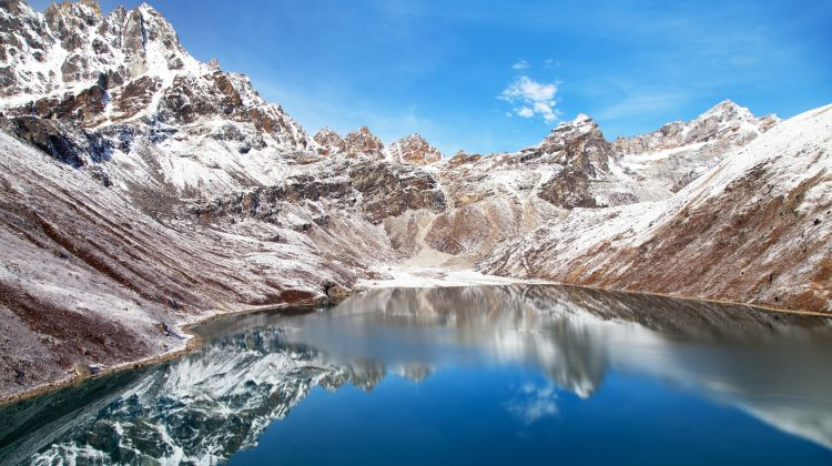 Gokyo Trek with Renjo La Pass