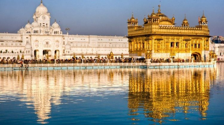 Golden Triangle With Amritsar, Supersaver
