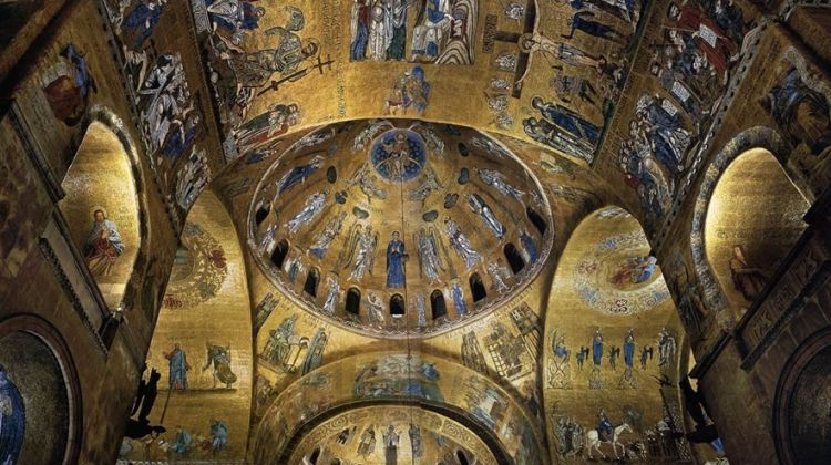 Gondola Ride and  Guided Tour of St. Mark's Basilica