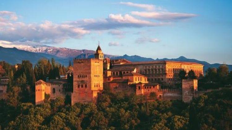 Granada and the Alpujarras