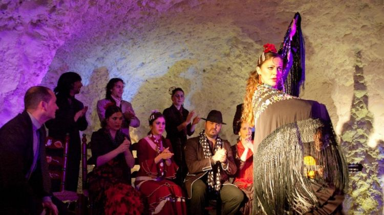 Granada Flamenco Show plus Dinner and Drink
