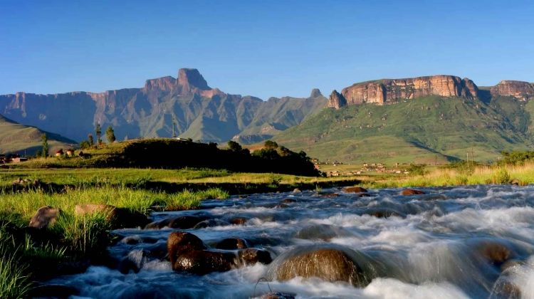 Grand Africa: Cairo to Cape Town