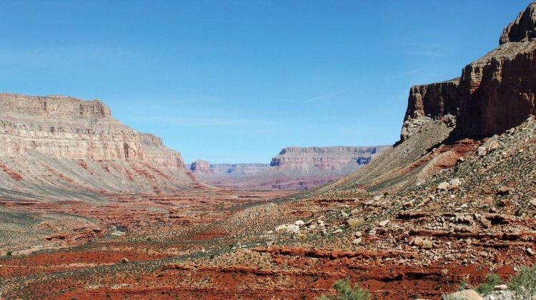 Grand Canyon and Rocky Mountain Trails
