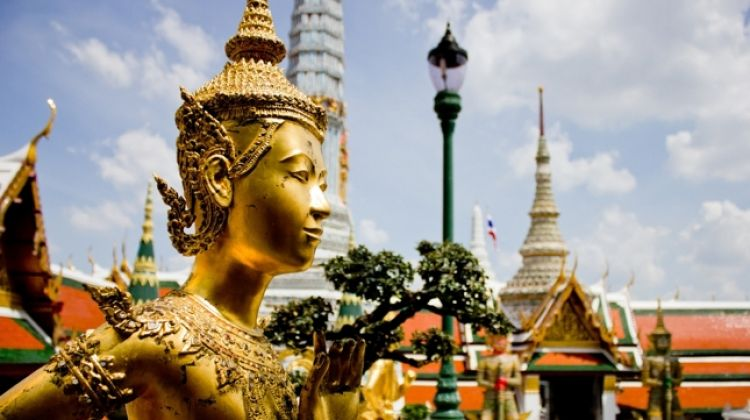 Grand Palace, Temples, Canals & China Town