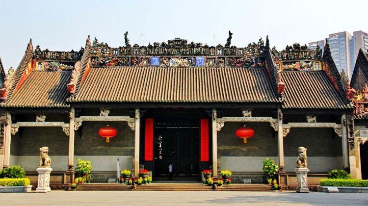 Guangzhou City Highlights Day Tour