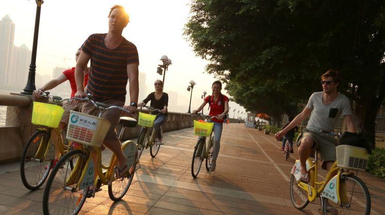 Guangzhou Guided Bicycle Tour