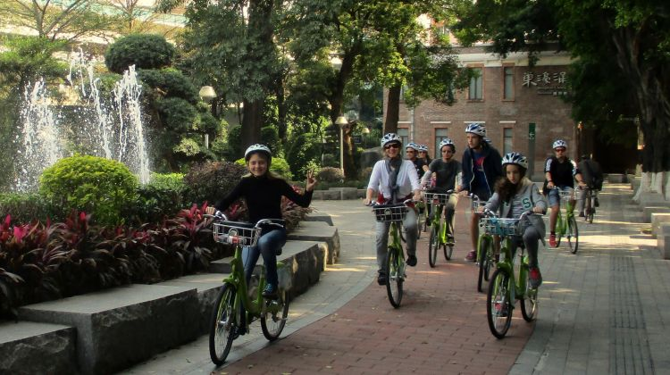 Guangzhou Guided Cycle Tour