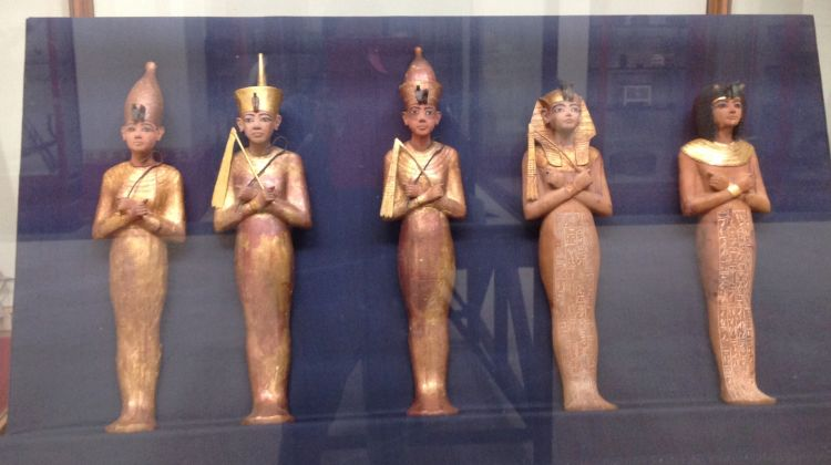 Guided Cairo Tours Visiting Egyptian Museum