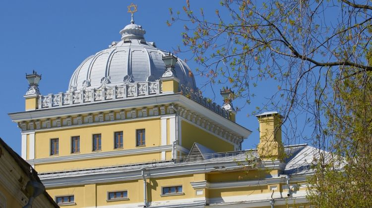 Guided Moscow Jewish Heritage Tour