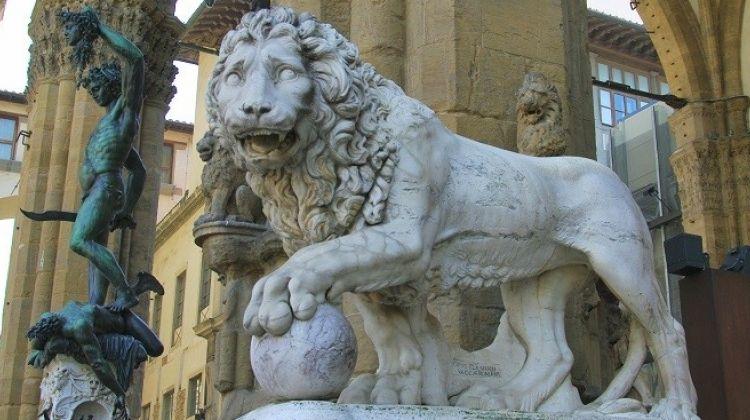Guided Tour of Palazzo Vecchio and Piazza Signoria