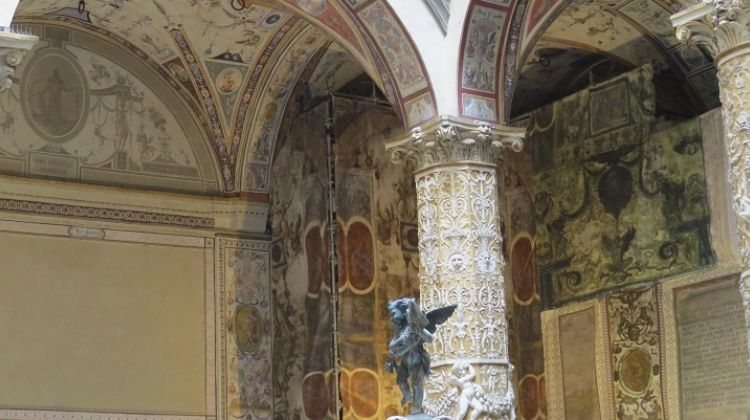 Guided Tour: Palazzo Vecchio and its Secret Passages