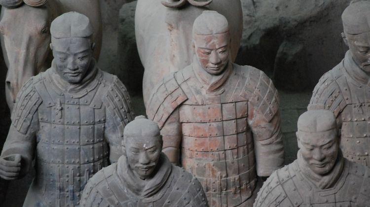 Guided Tour: Terracotta Warriors Museum & Xian City Wall