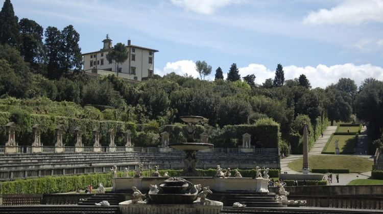 Guided visit of the Vasari Corridor & the Boboli Garden
