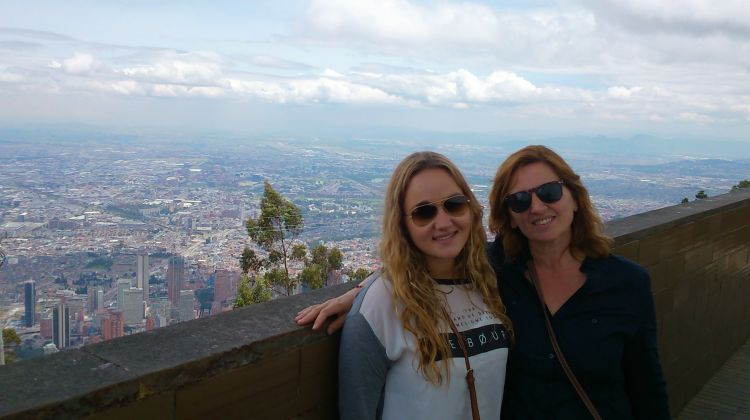 Guided Walking tour in Candelaria and Monserrate