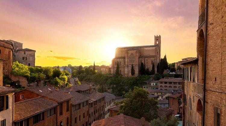 Guided Walking Tour of Siena