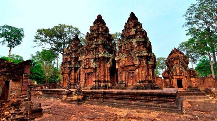 Half Day Angkor Wat Tour from Siem Reap