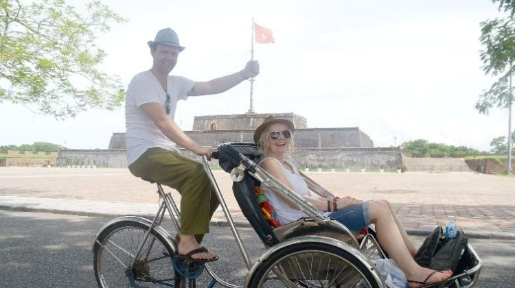 Half day Cyclo City Tour in Hue