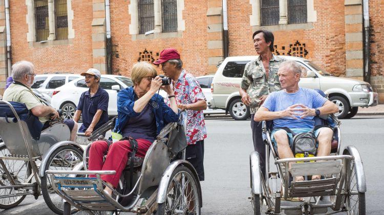 Half Day Cyclo Tour of Ho Chi Minh city