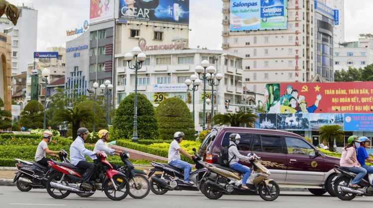 Half-Day Local Street Motorbike Tour In Ho Chi Minh City